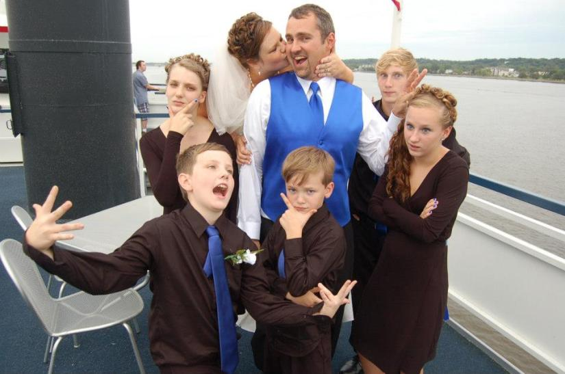 our crazy family